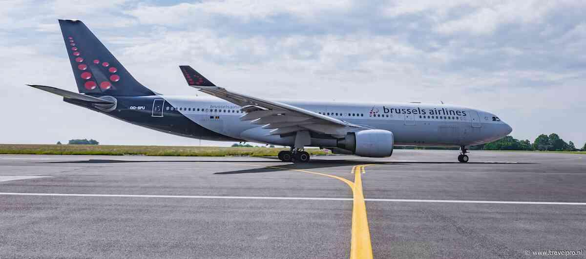 Brussels Airlines gaat samenwerking aan met TUI fly