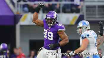Danielle Hunter is the NFC defensive player of the week