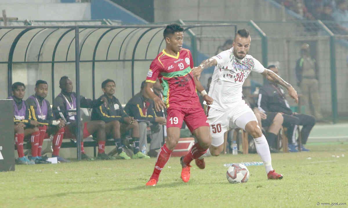 I-League 2019-20: Fran Gonzalez stars as Mohun Bagan rout TRAU FC
