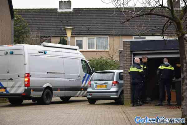 Bijna 900 kilo zwaar illegaal vuurwerk aangetroffen in woning in Arnhem