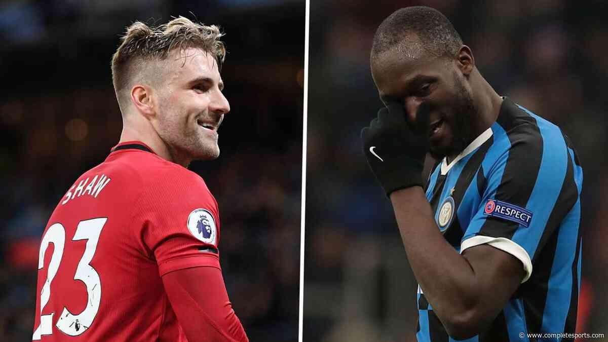 Shaw Aims Dig At Lukaku After Inter Milan Champions League Exit