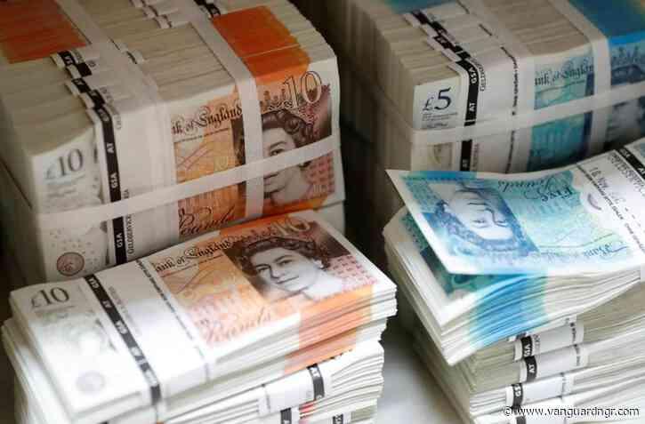 Sterling slides on eve of UK election