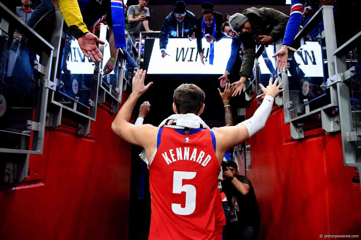 Can Detroit Pistons own Luke Kennard win an award this season?