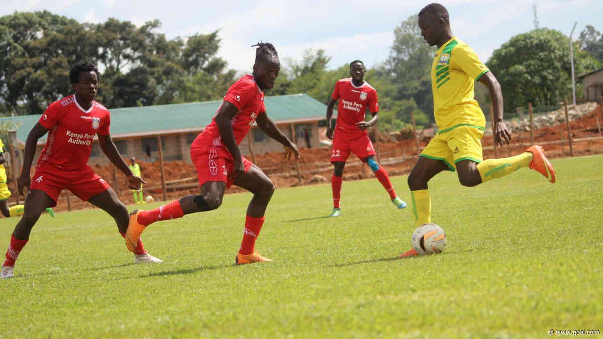 Kakamega Homeboyz move top of KPL after edging out Bandari FC
