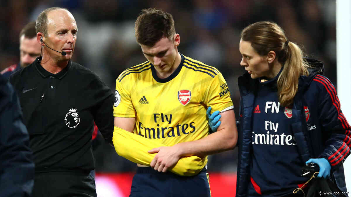 Tierney set for three months out as injury blitz hits Arsenal