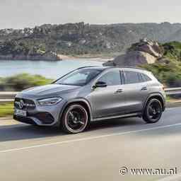 Mercedes-Benz presenteert nieuwe GLA cross-over
