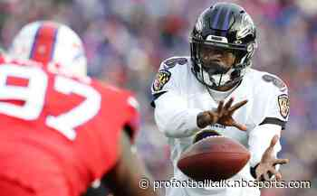 Lamar Jackson becomes the overwhelming favorite for MVP