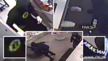3 men robbed Ancaster Rogers store, tied up employee: police