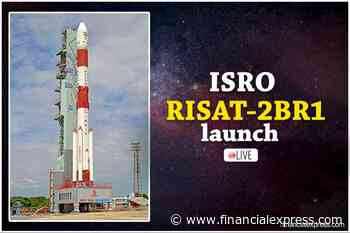 ISRO RISAT-2BR1 launch Highlights: Big success for Indian space agency as PSLV's 50th lift off successful