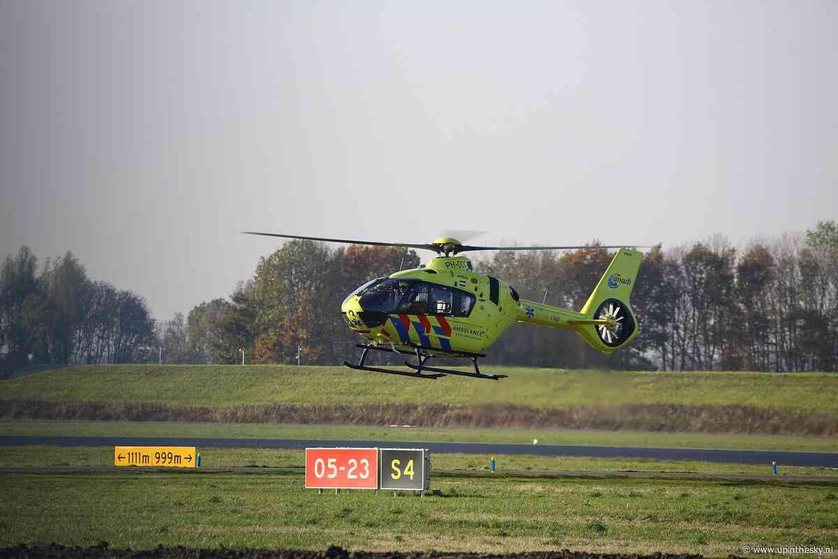 ANWB neemt nieuwe traumahelikopter in gebruik