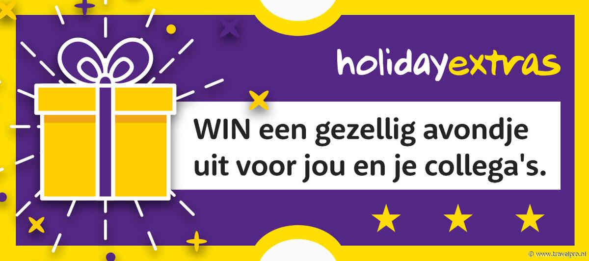 Win met Holiday Extras een gezellig avondje uit voor jou en je collega's…