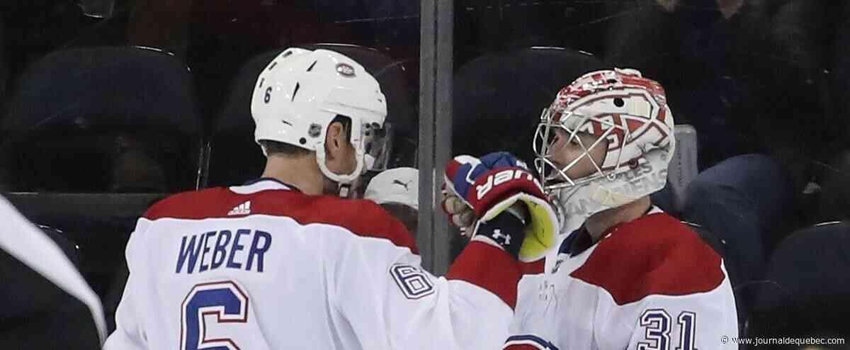 But tourniquet: «la dernière fois que c'est arrivé, c'est probablement quand je jouais à NHL 95.» – Shea Weber
