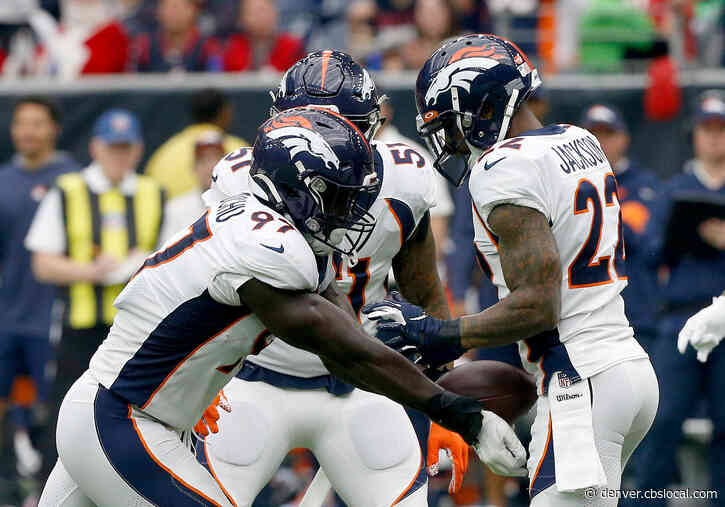 Broncos Safety Kareem Jackson Honored As AFC Defensive Player Of The Week