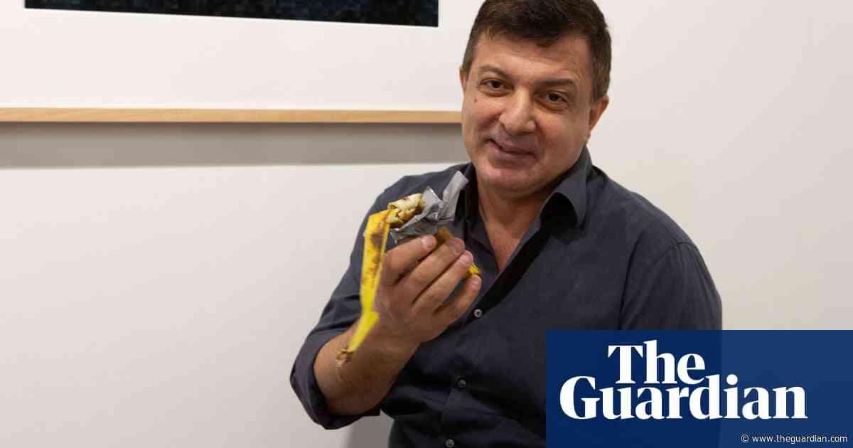 'It is something deeper': David Datuna on why he ate the $120,000 banana