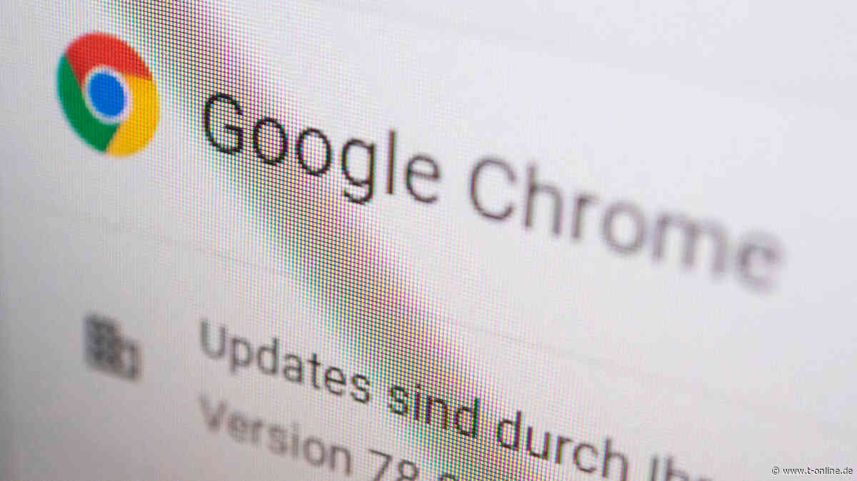 Chrome-Browser warnt bei unsicheren Passwörtern