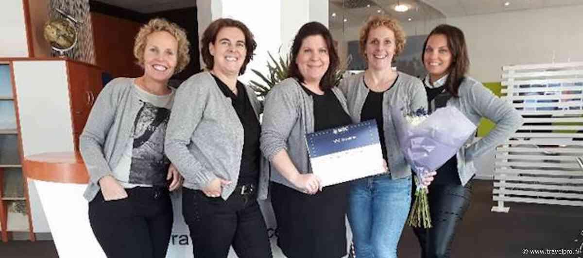 Karin van Grimbergen wint speurtocht tijdens MSC Grandiosa-event