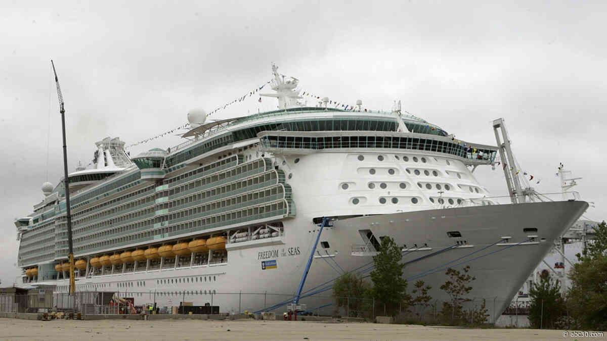 Family sues Royal Caribbean after toddler falls to death from cruise ship's window