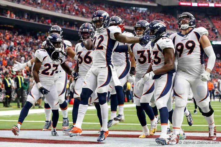 Broncos Safety Kareem Jackson Named AFC Defensive Player Of The Week