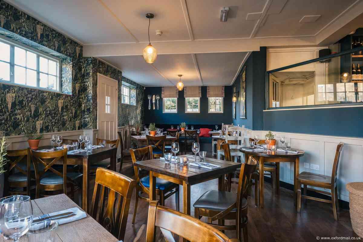 Simon Stonehouse of Lamb Catering re-opens the Black Boy pub, Headington