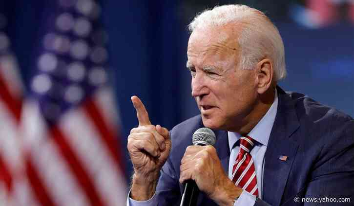 Biden Suggests He Would Only Serve One Term: Report