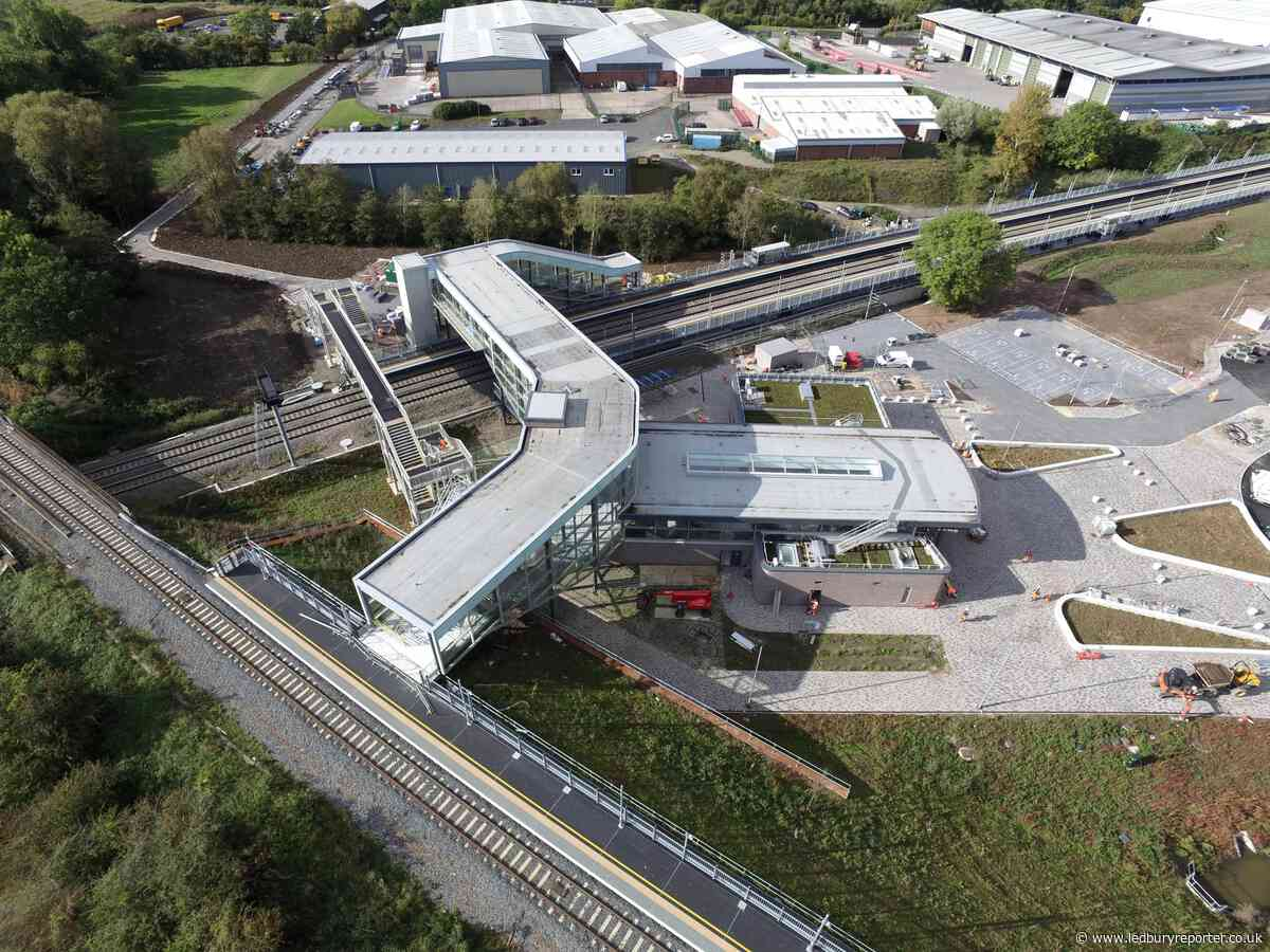 New parkway railway station delayed again