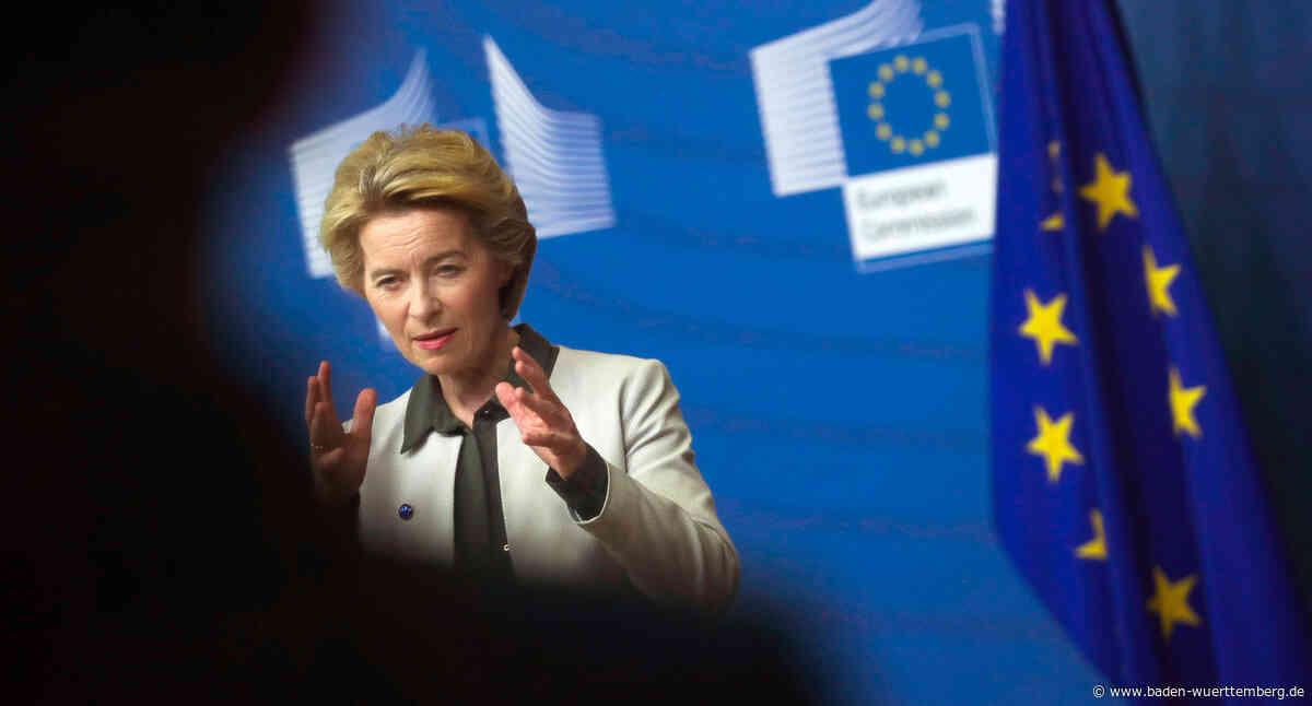 """Europaminister Guido Wolf begrüßt """"European Green Deal"""""""
