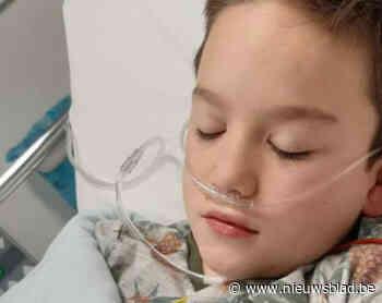 Lyam (9) in ziekenhuis nadat stuk van trompetje uit Aldi in zijn longen terechtkomt