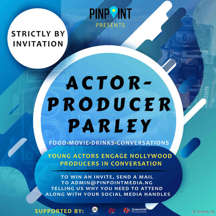 PinPoint Media To Host Actor-Producer Parley With 50 Young Actors
