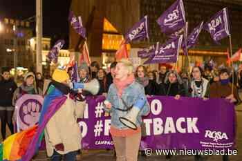 Feministische organisatie voert vrijdag actie voor uitsluiting van KVHV van UGent