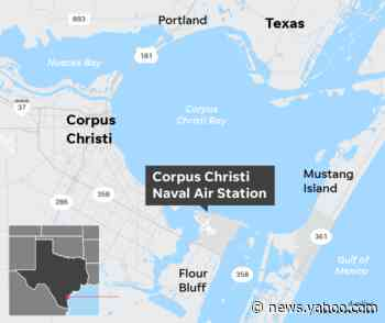 Corpus Christi Naval Air Station lockdown lifted; armed suspect in custody