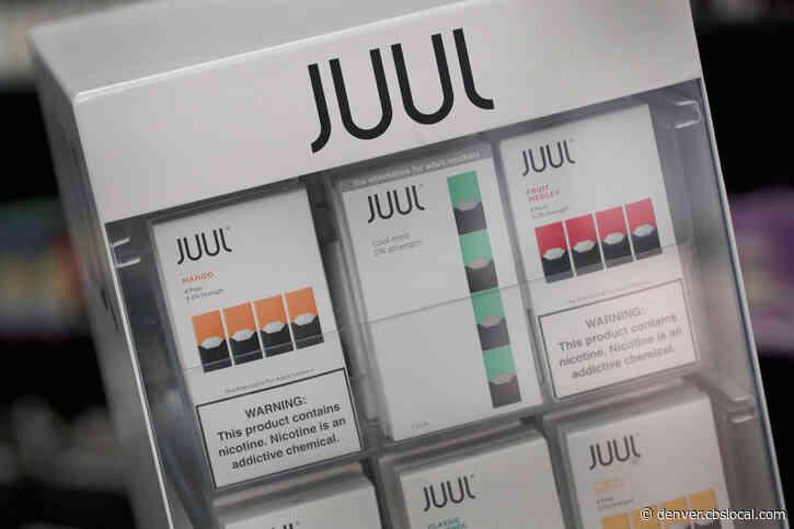 Boulder County Joins Federal Lawsuit Against Juul