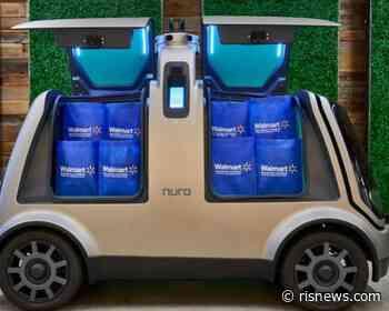 Walmart to Pilot Autonomous Grocery Delivery