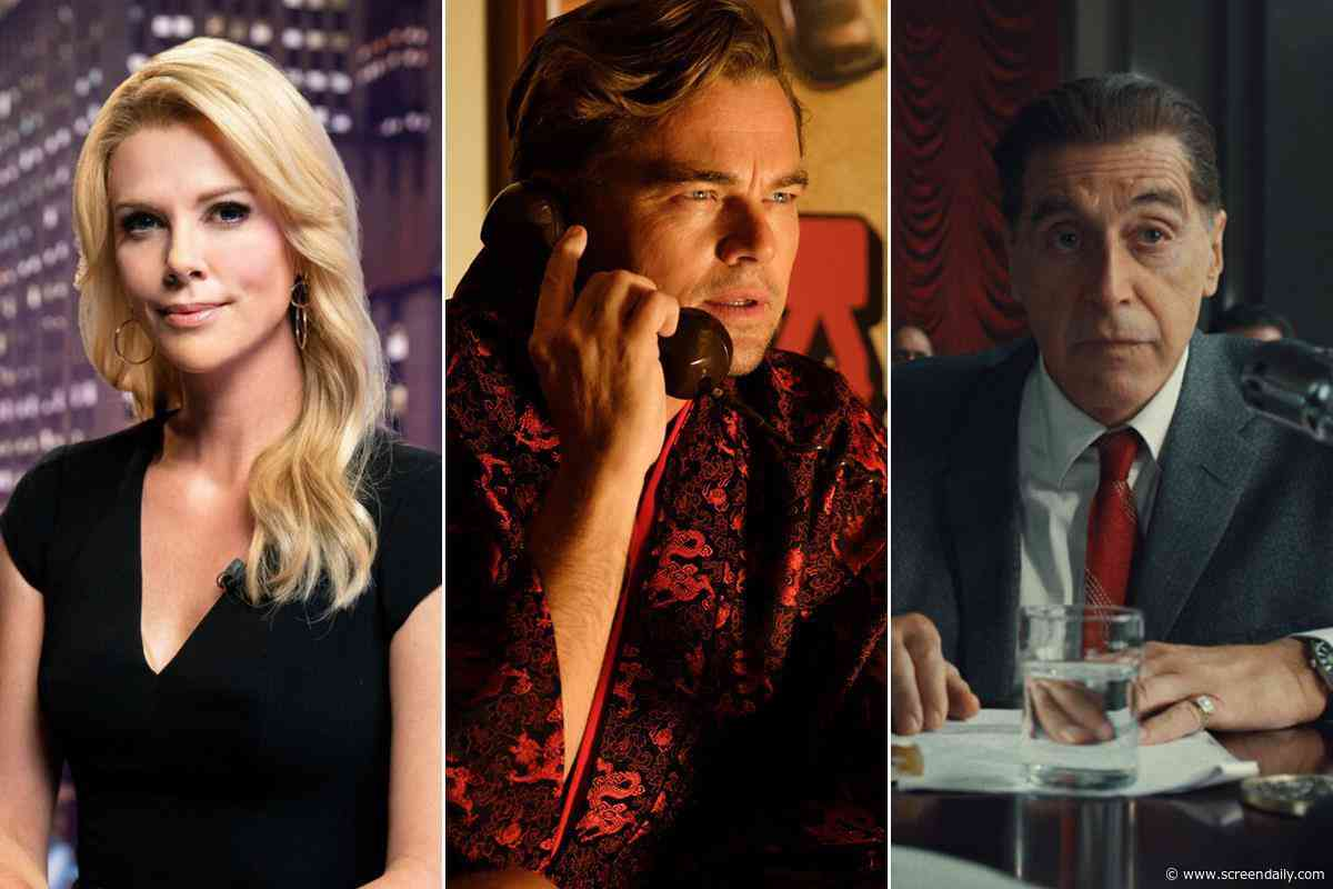 'The Irishman', 'Bombshell', 'Once Upon A Time In Hollywood' lead nominations for 2020 SAG Awards