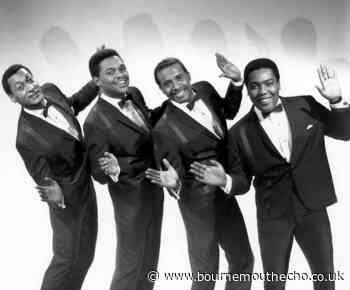 Motown legends Four Tops and The Temptations to perform at the BIC