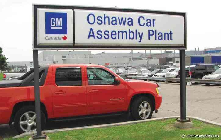 Production at GM plant wrapping up next week