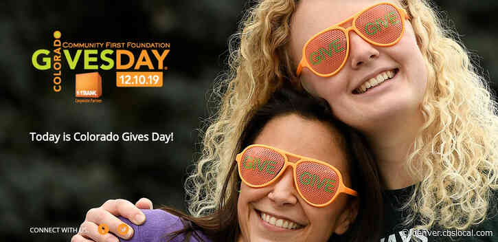 Coloradans Raise Nearly $40 Million On Colorado Gives Day