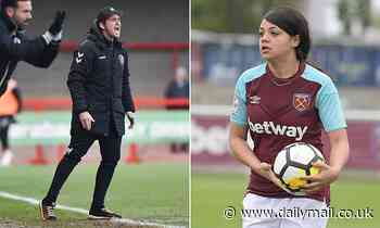 Joey Barton insists women's football should introduce smaller balls, goals and pitches