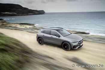 Officieel: Mercedes GLA, de A-Klasse in een avontuurlijke bui