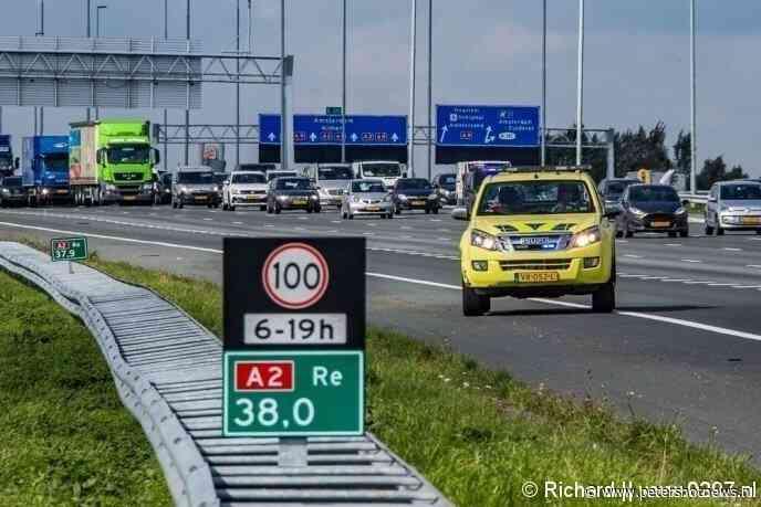 #Abocude #Vinkeveen - Trajectcontrole A2 tussen Utrecht en Amsterdam uitgebreid