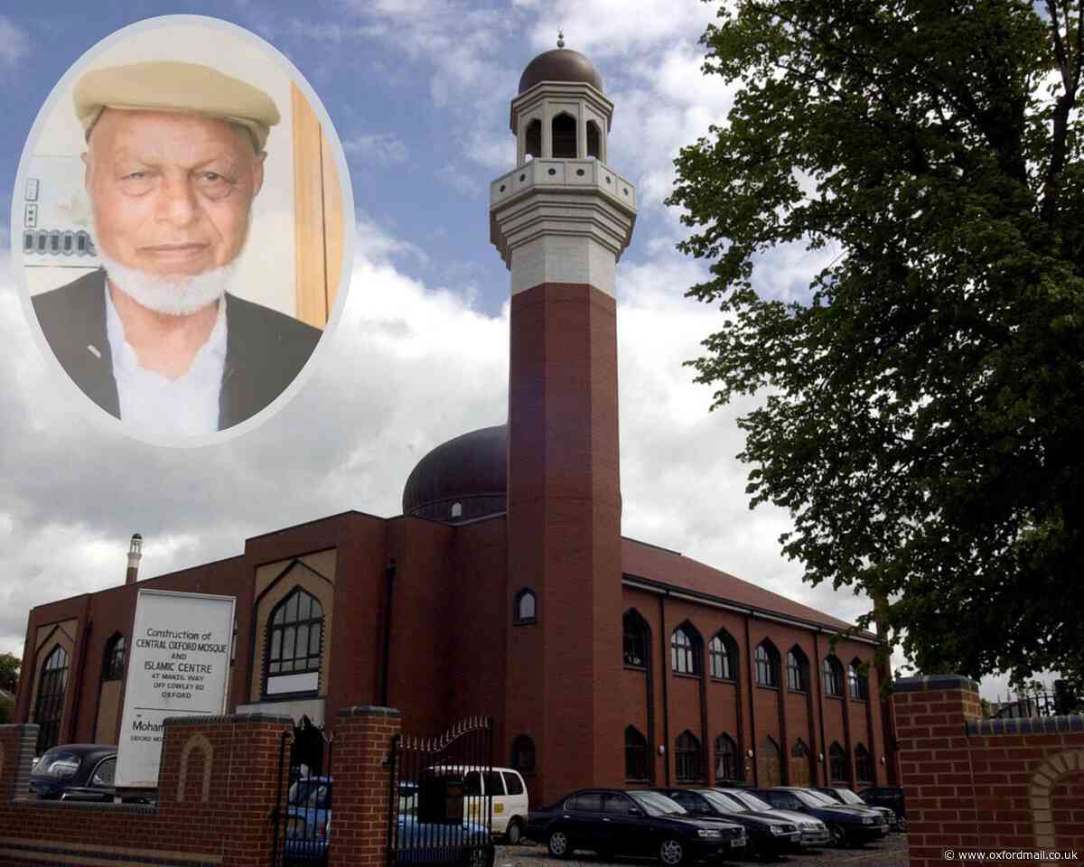 Hundreds attend funeral for well-known member of Oxford's Muslim community