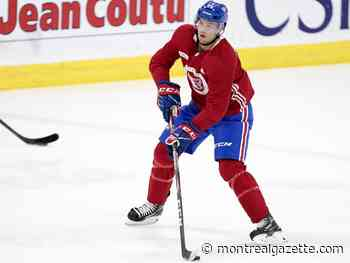 Canadiens Game Day: Habs call up Ryan Poehling and Christian Folin