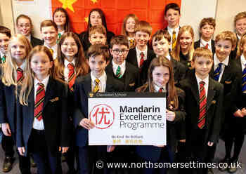 Students in North Somerset to learn Mandarin