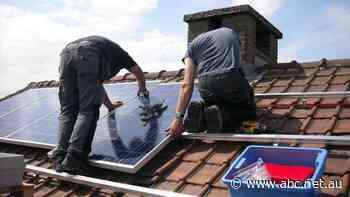 Australia's new energy roadmap calls for dozens of new renewable energy projects