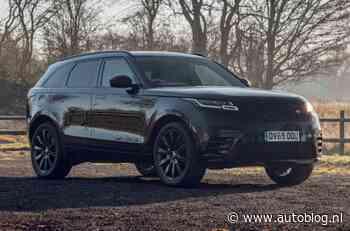 Gaafste editie Range Rover Velar is niet voor jou