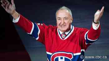 Hockey Hall of Famer Guy Lapointe has oral cancer