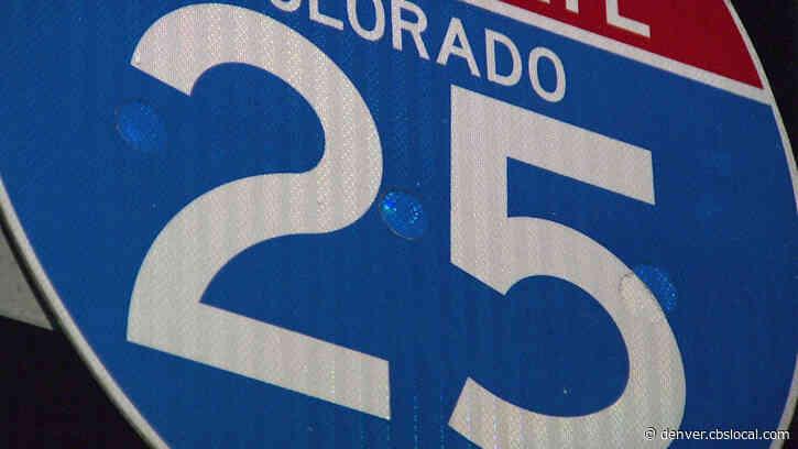 Crash Causes Major Delays On I-25 At Orchard Road