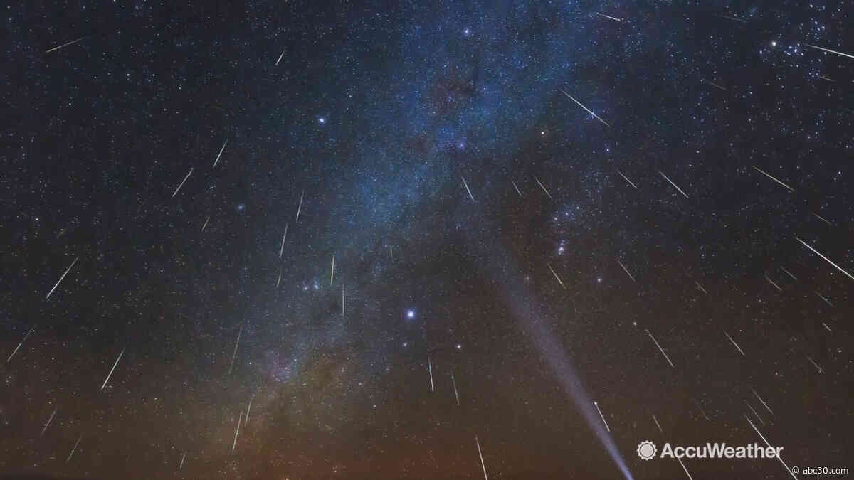 Geminid meteor shower: How to watch the most active meteor shower of 2019