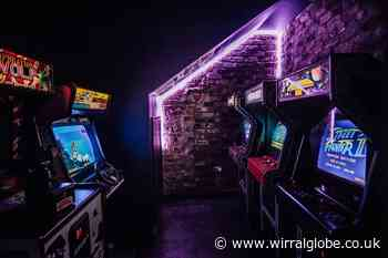 New takeaway with hidden retro arcade opens in Merseyside