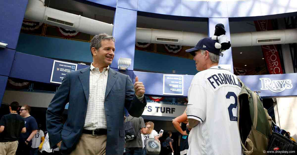 Stuart Sternberg: Rays have $50 million to spend, but won't