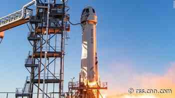 Jeff Bezos's Blue Origin launches 12th test flight of space tourism rocket